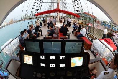 Corporate Event From Helm Station Royal Albatross