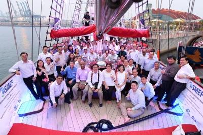 Corporate Event - Upper Deck Royal Albatross 2