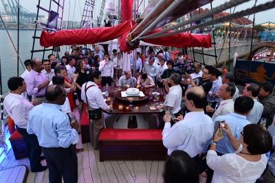Corporate Event - Upper Deck Royal Albatross