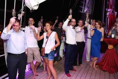 Media Launch Event at Upper Deck Royal Albatross 3