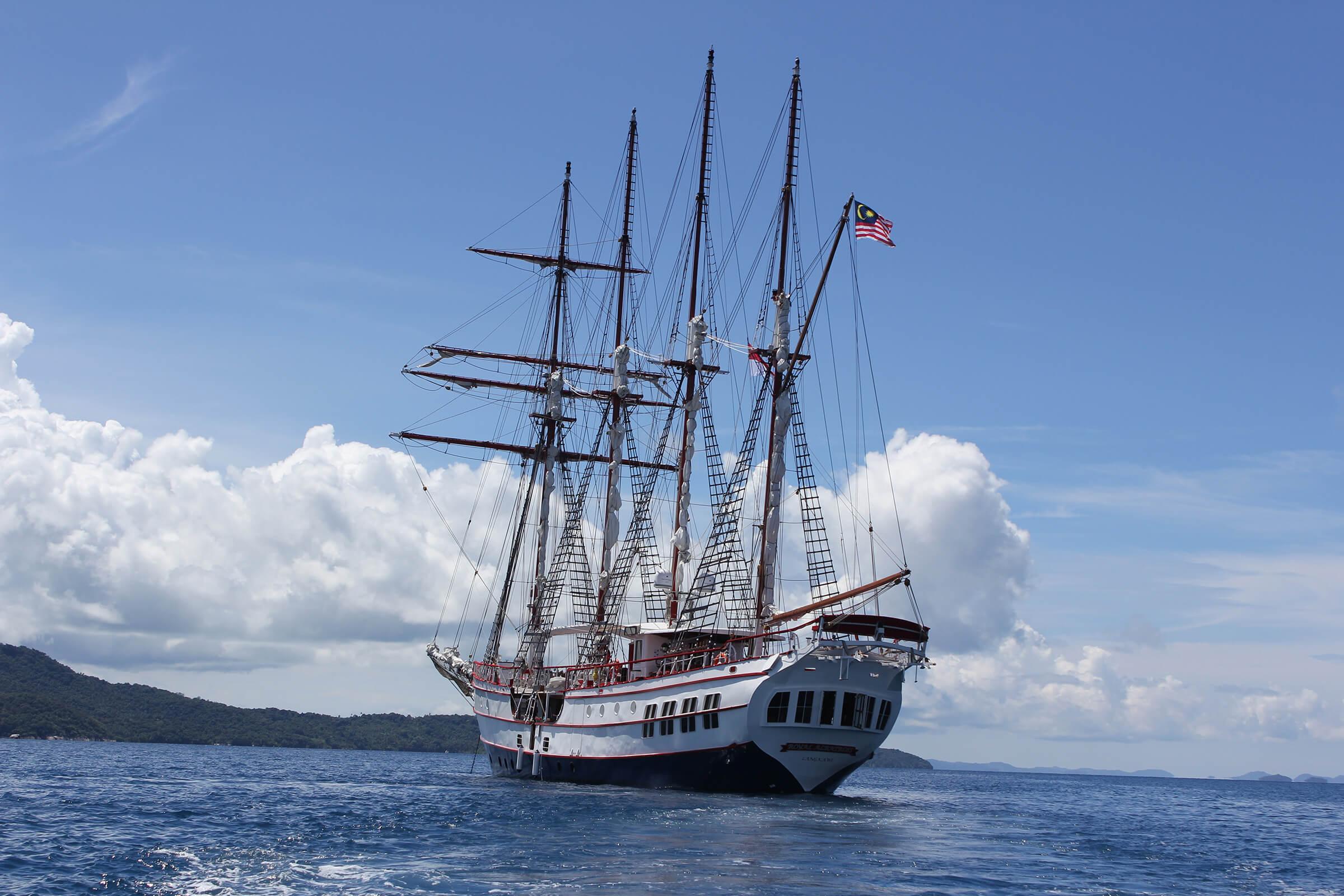 Royal Albatross Sailing 2