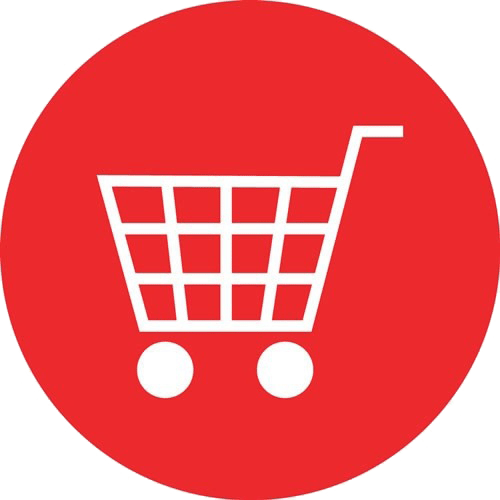 shopping_cart_icon_vector_red_background_280670