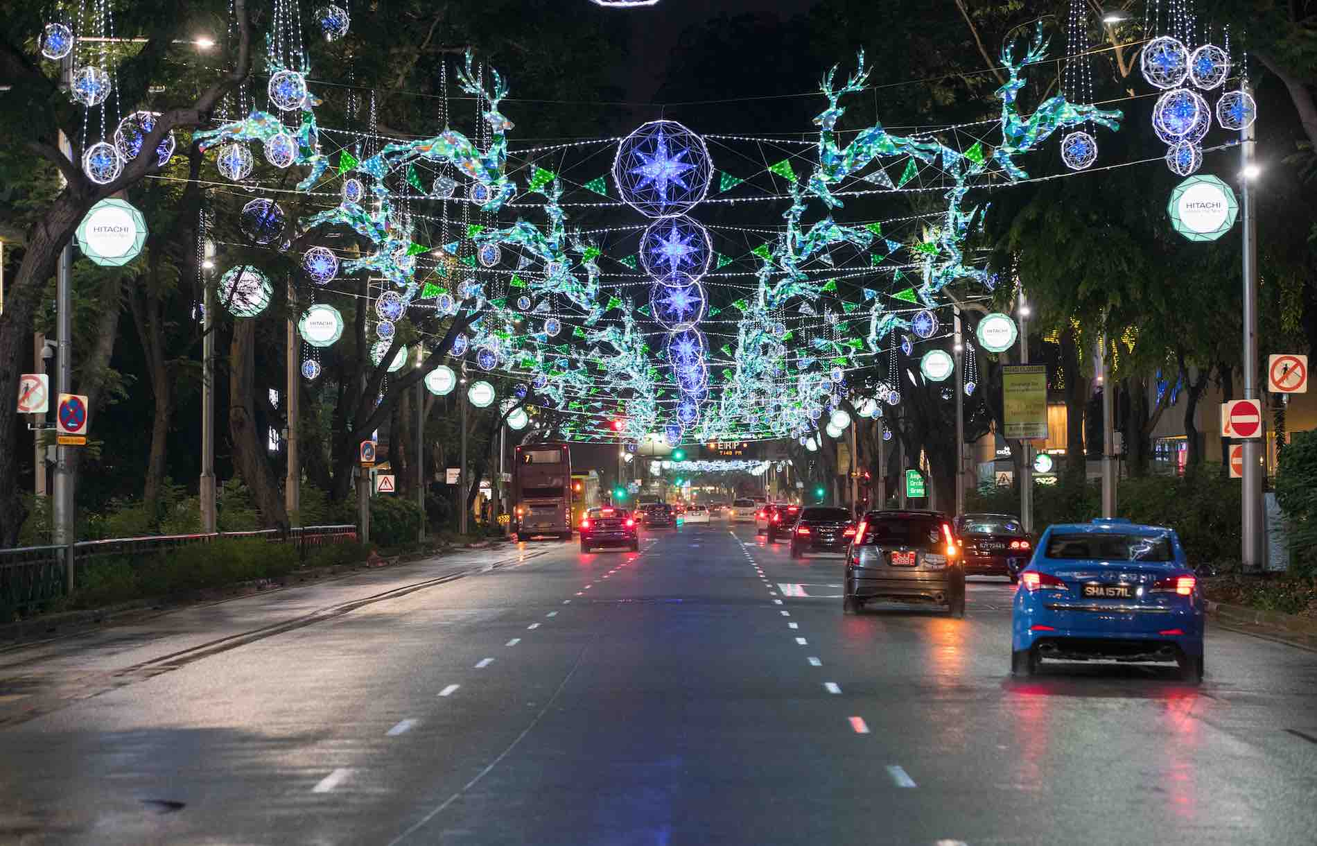Orchard The Great Road Christmas Light Up 2016 AspirantSG royal albatross