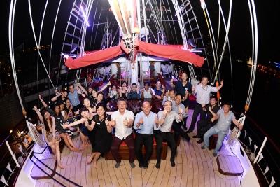 Corporate Event - Upper Deck Royal Albatross 4