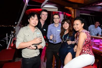 Corporate Event Upper Deck Royal Albatross 7