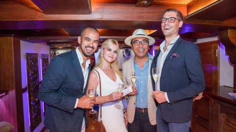 SYS Champagne Event at Grand Salon Royal Albatross 3