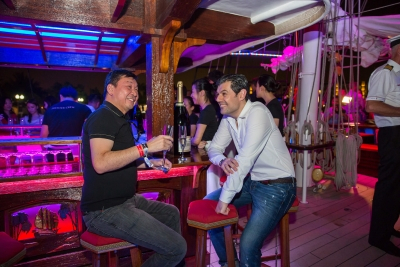 SYS Champagne Event at Monkey Bar Royal Albatross