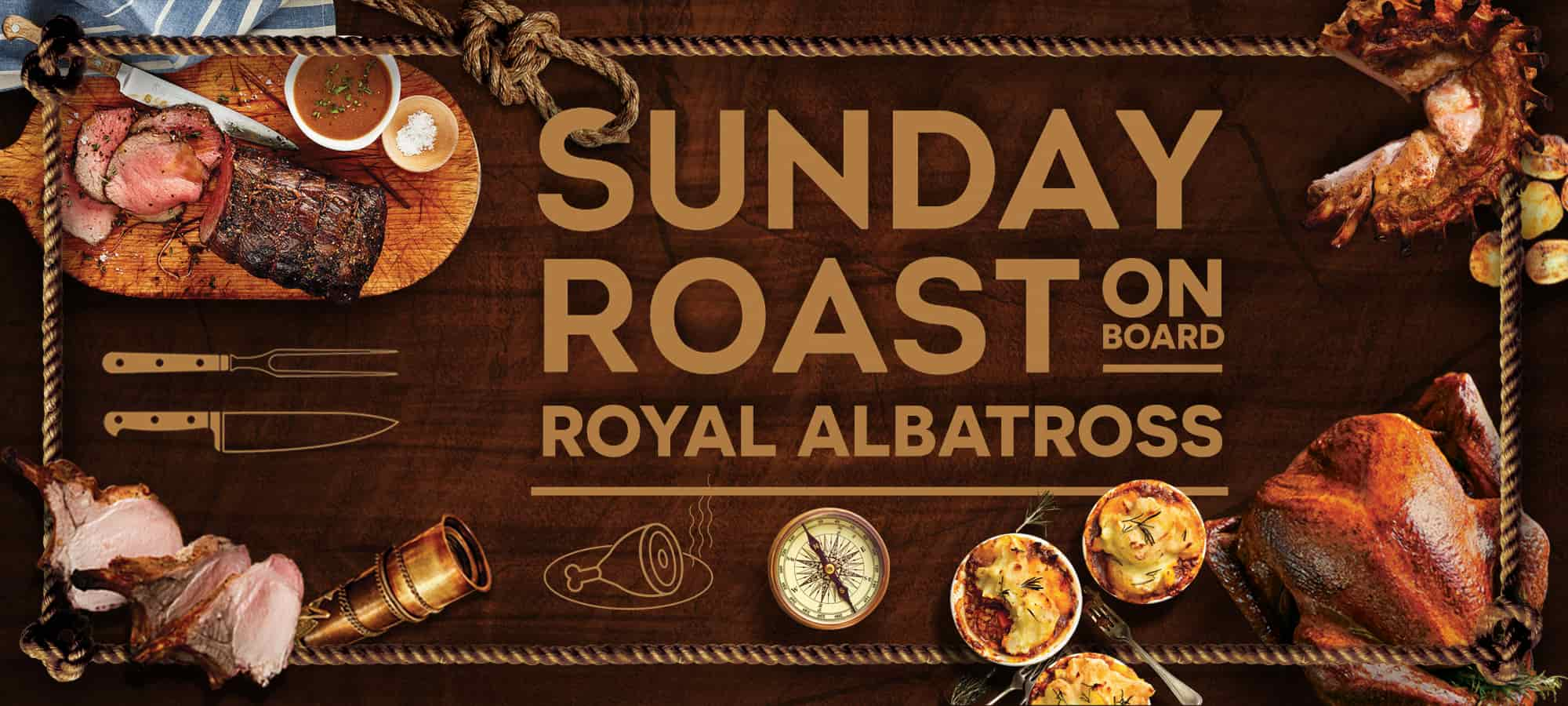 sunday roast singapore | sunday lunch | royal albatross
