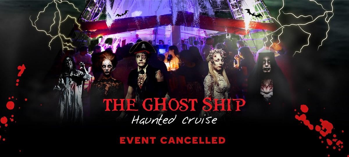 halloween haunted cruise on royal albatross