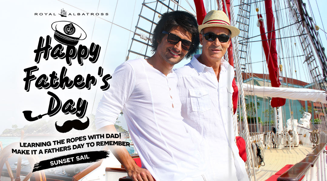 Father's Day Dinner Cruise - Royal Albatross