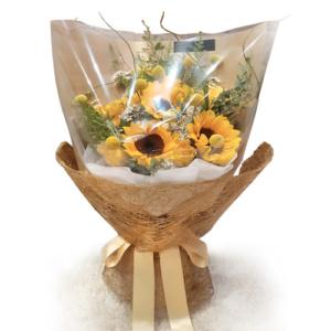 Royal Albatross Gift Sunflower Bouquet