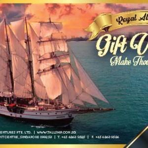 Royal Albatross Gift Voucher