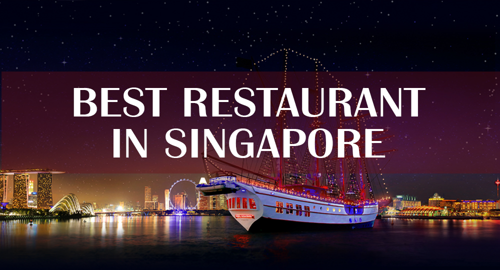 Luxury Dining Restaurant in Singapore