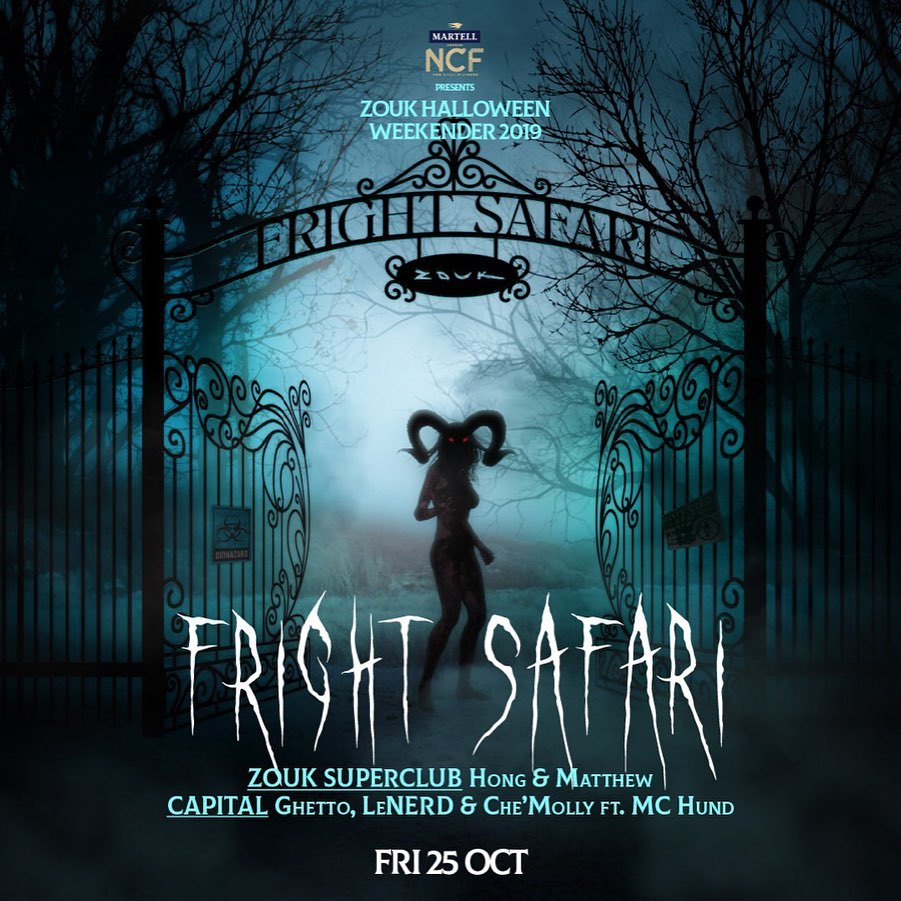 Fright Safari