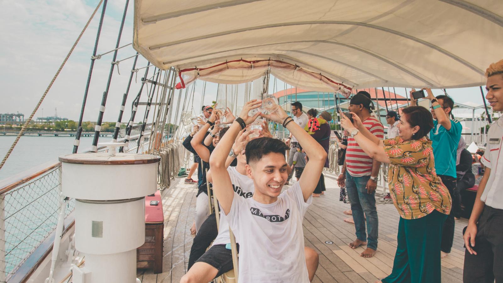 Pirates Ahoy Family Games